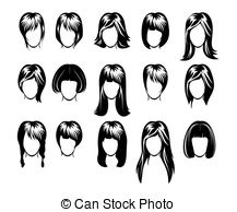 Hairstyle Illustrations and Clipart. 31,352 Hairstyle royalty free.