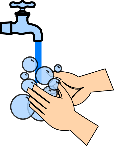Free Hand Washing Clipart, Download Free Clip Art, Free Clip.