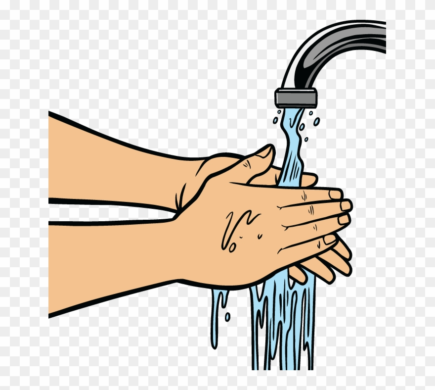 Jpg Royalty Free Stock Clipart Washing Hands.