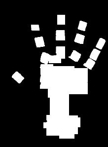 Hands clip art images clipart 3.