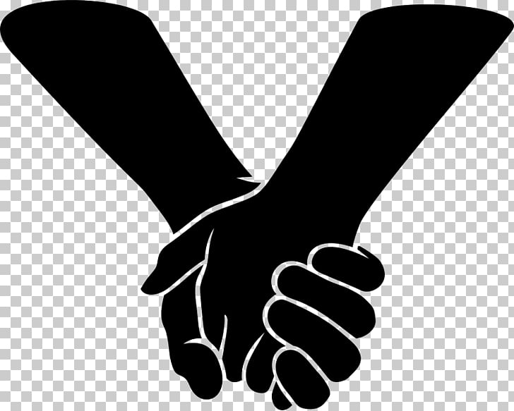 Hand , holding hands, person\'s hands illustration PNG.
