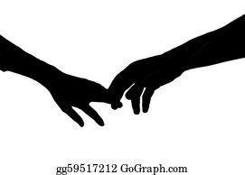 Holding Hands Clip Art.