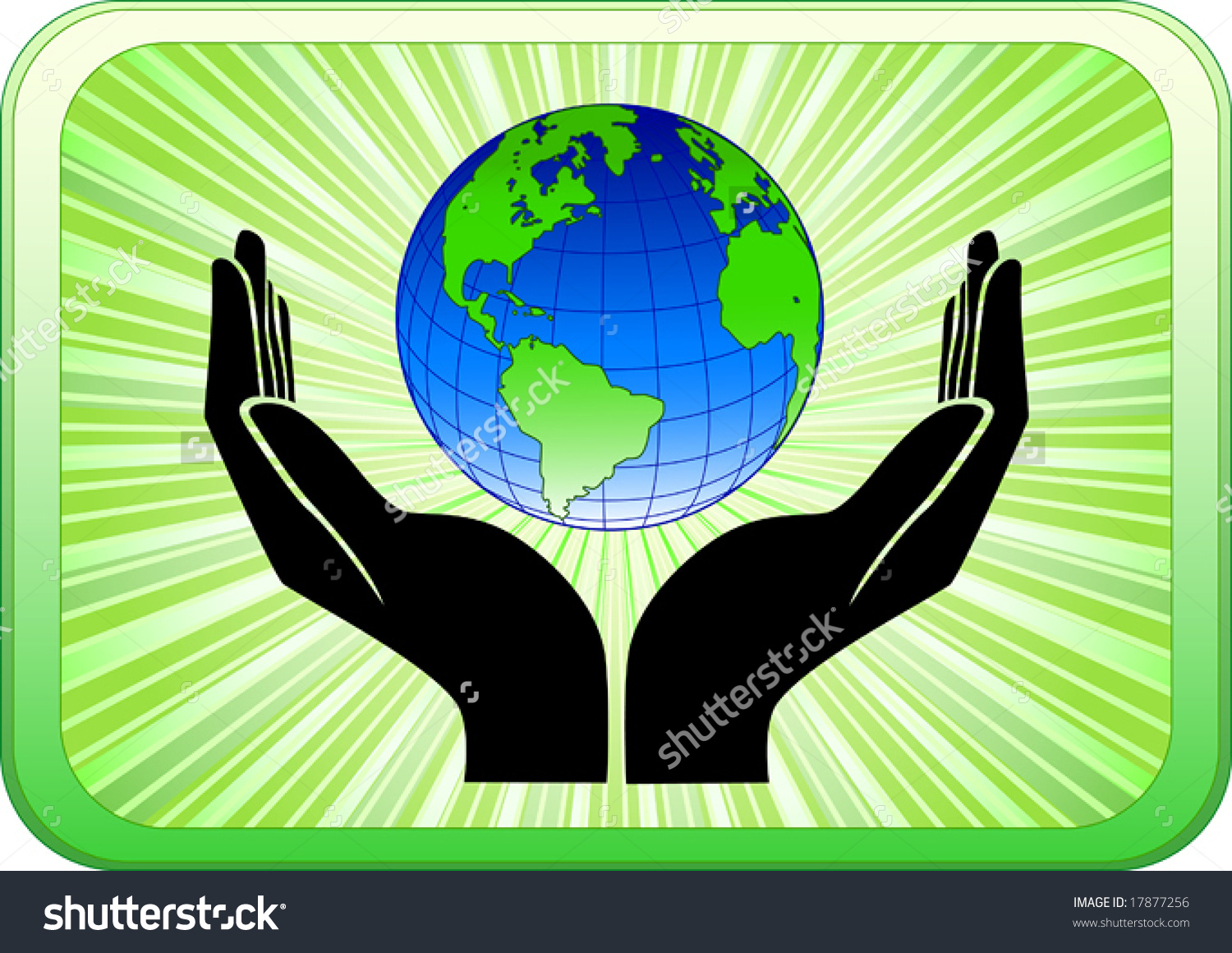 Hands Holding The Earth Clipart (62+).