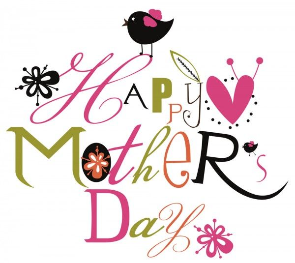 25+ best ideas about Happy Mothers Day Clipart on Pinterest.