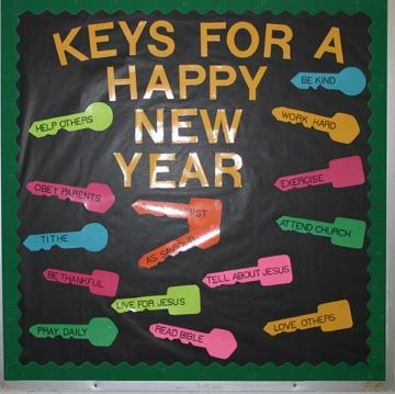 clipart of happy new year for church bulletin front 20 ...
