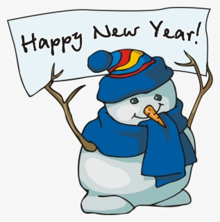 Free Happy New Year Free Clip Art with No Background.