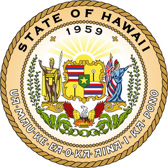 Hawaii State Information.