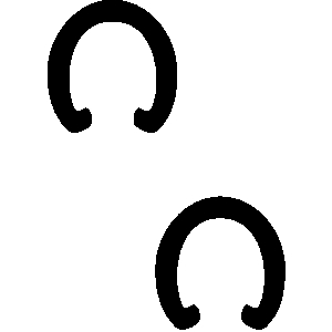 Horse Track Clipart#1864205.