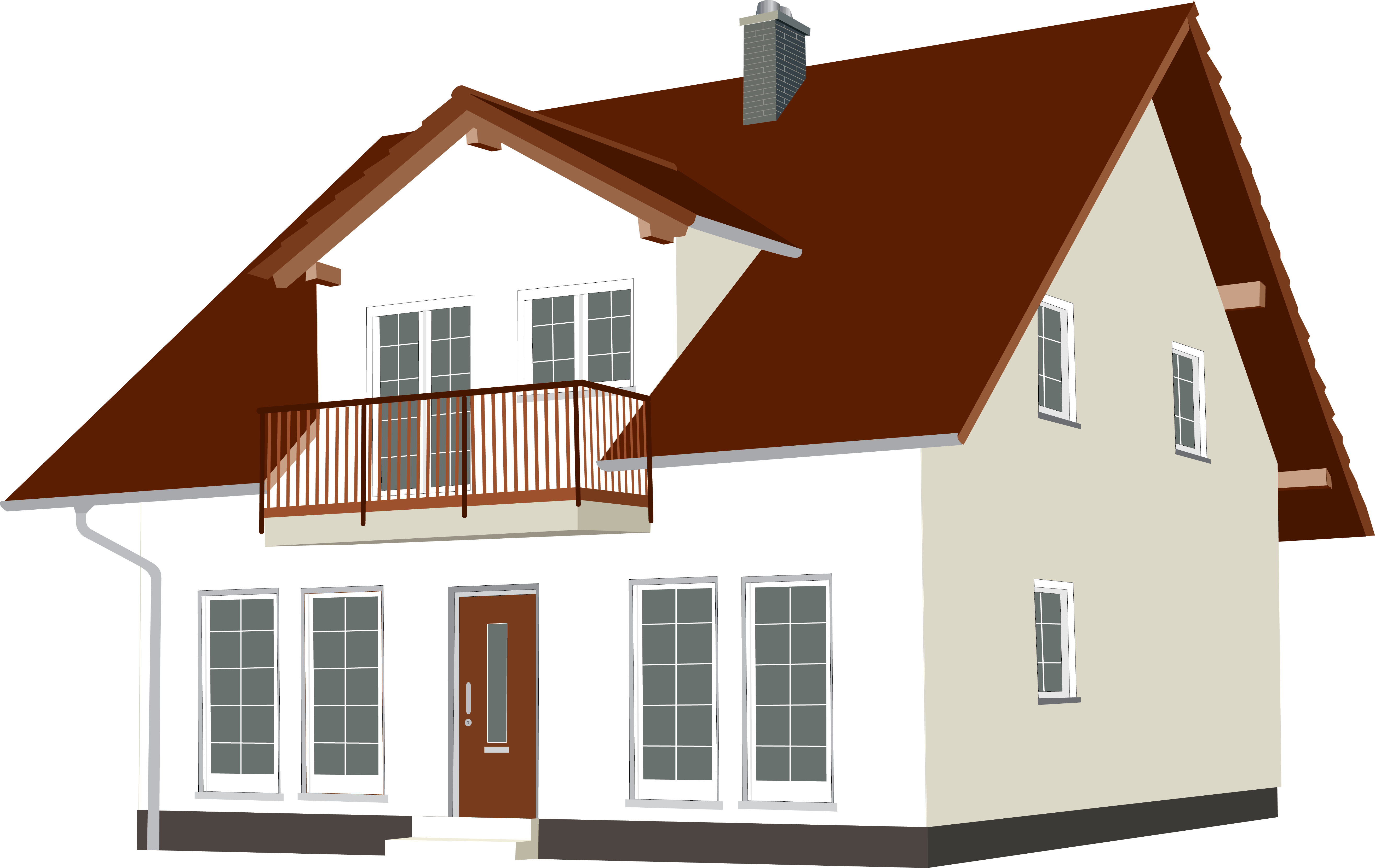 House PNG Clip Art.