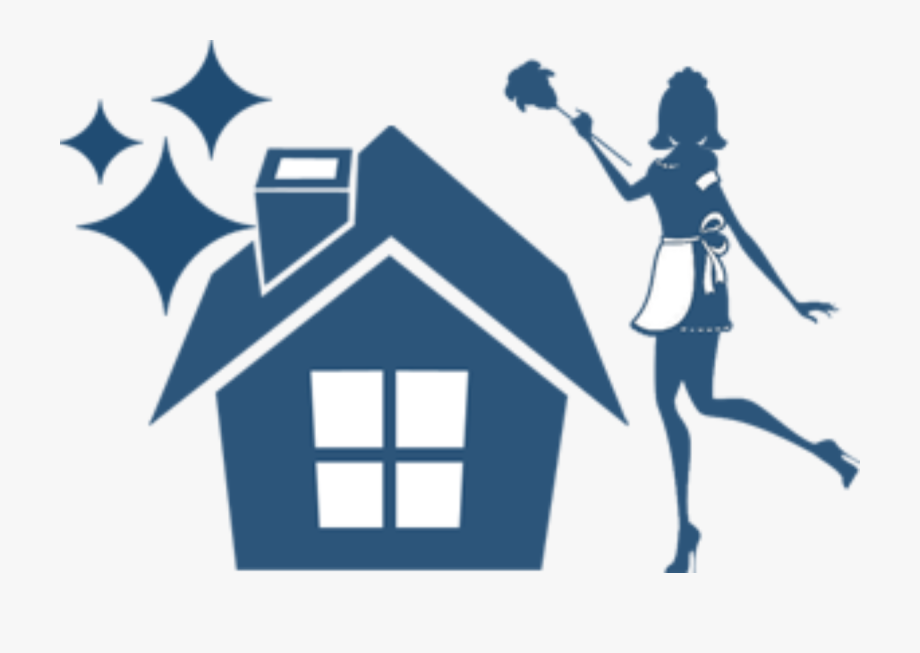 Cleaning House Clipart , Png Download.