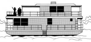 Houseboat Clip Art Download.