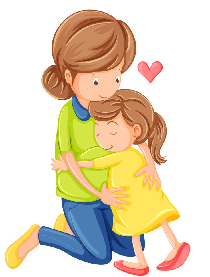 Hugging clipart 1 » Clipart Station.