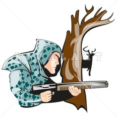 13 Best Hunting Clipart images.