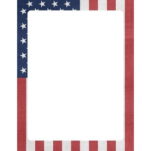 USA Patriotic ~ 4th of July ~ Frames * Borders * Backgrounds.