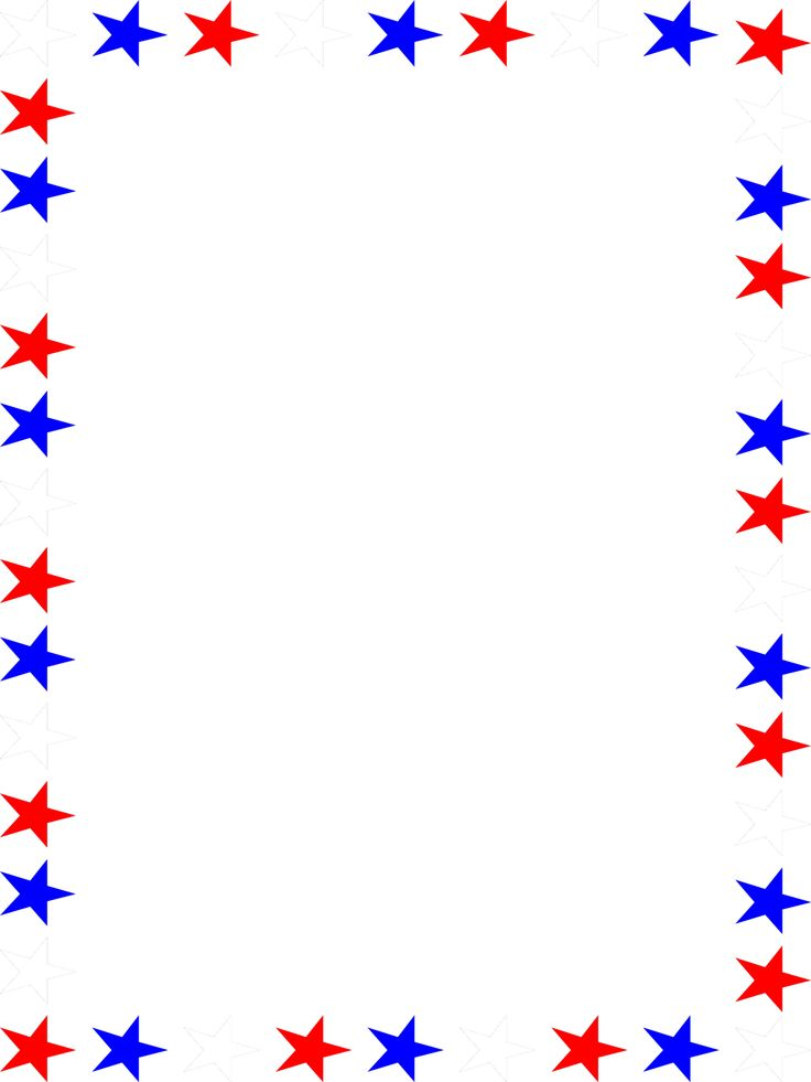 clipart of image can stock patriotic frames bordered with