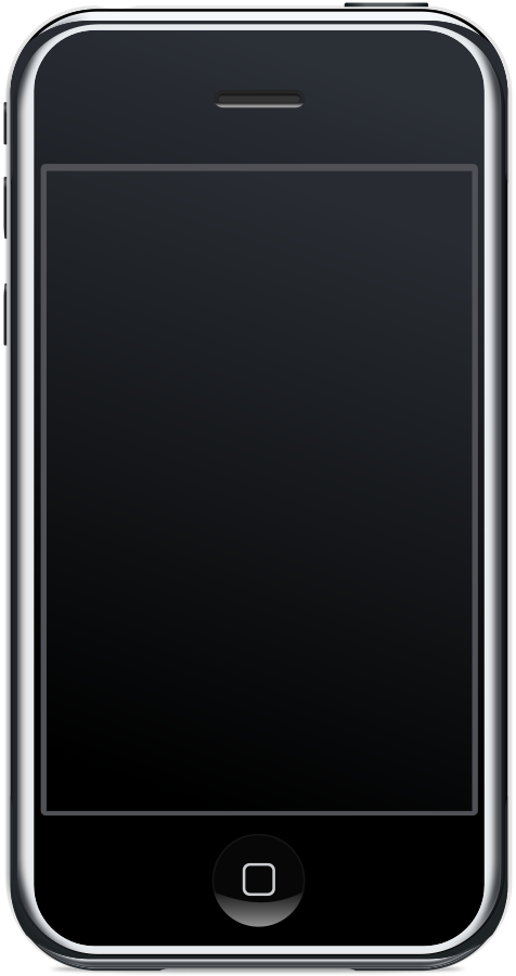 Iphone 7 Clipart Size.
