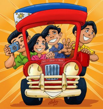 Clipart Of Jeepney Clipground