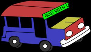 Jeepney.