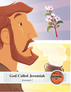 Vista Parents » God Called Jeremiah.