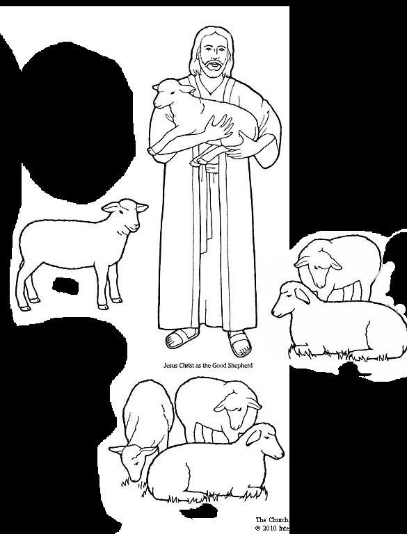 Good Shepherd Clipart.