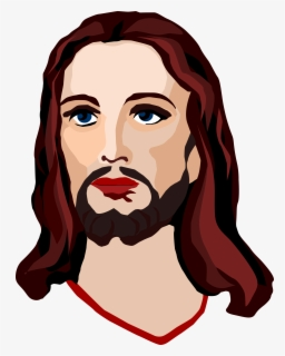 Free Of Jesus Clip Art with No Background.