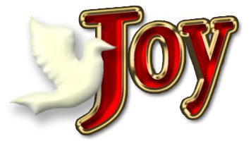 Christmas Joy Clipart.