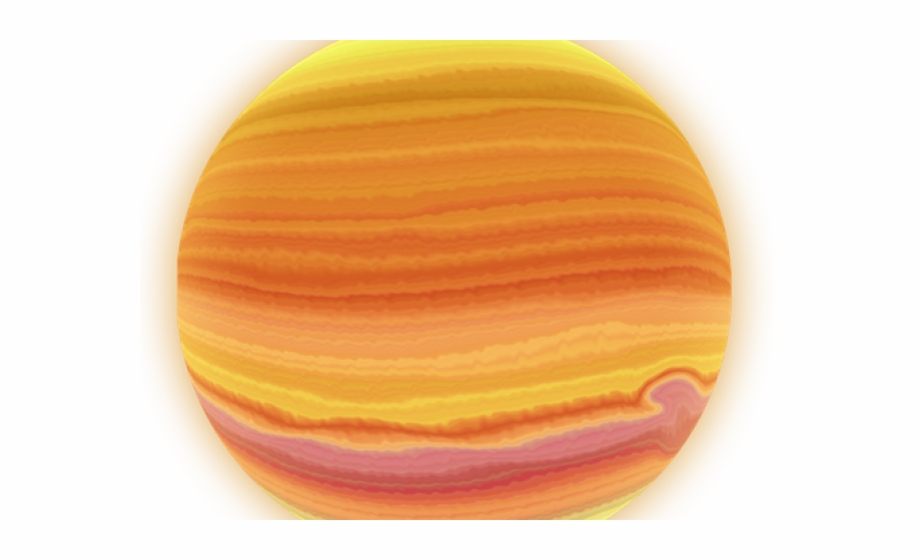 Mars Clipart Jupiter Planet Amber.