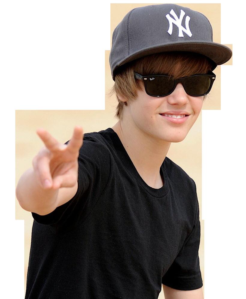 Justin Bieber PNG Transparent Images.