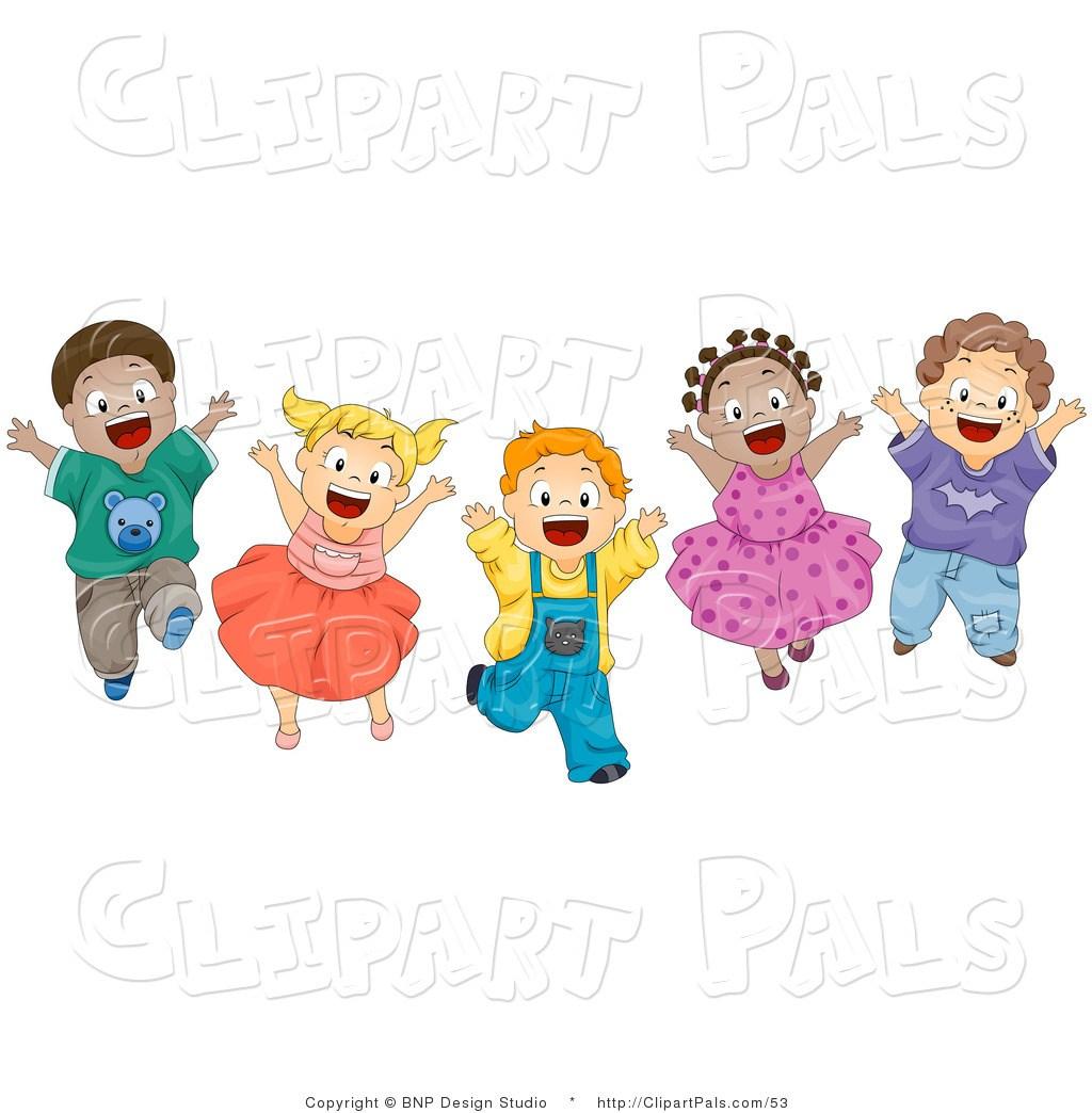 Kids jumping for joy clipart 7 » Clipart Portal.