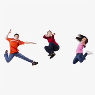 Free Children Jumping Clipart Cliparts, Silhouettes, Cartoons Free.