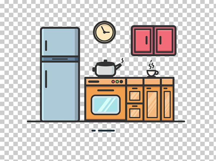 Drawing Kitchen Illustration PNG, Clipart, Angle, Animation, Area.