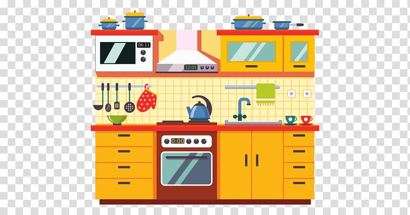 Kitchen Appliance PNG clipart images free download.