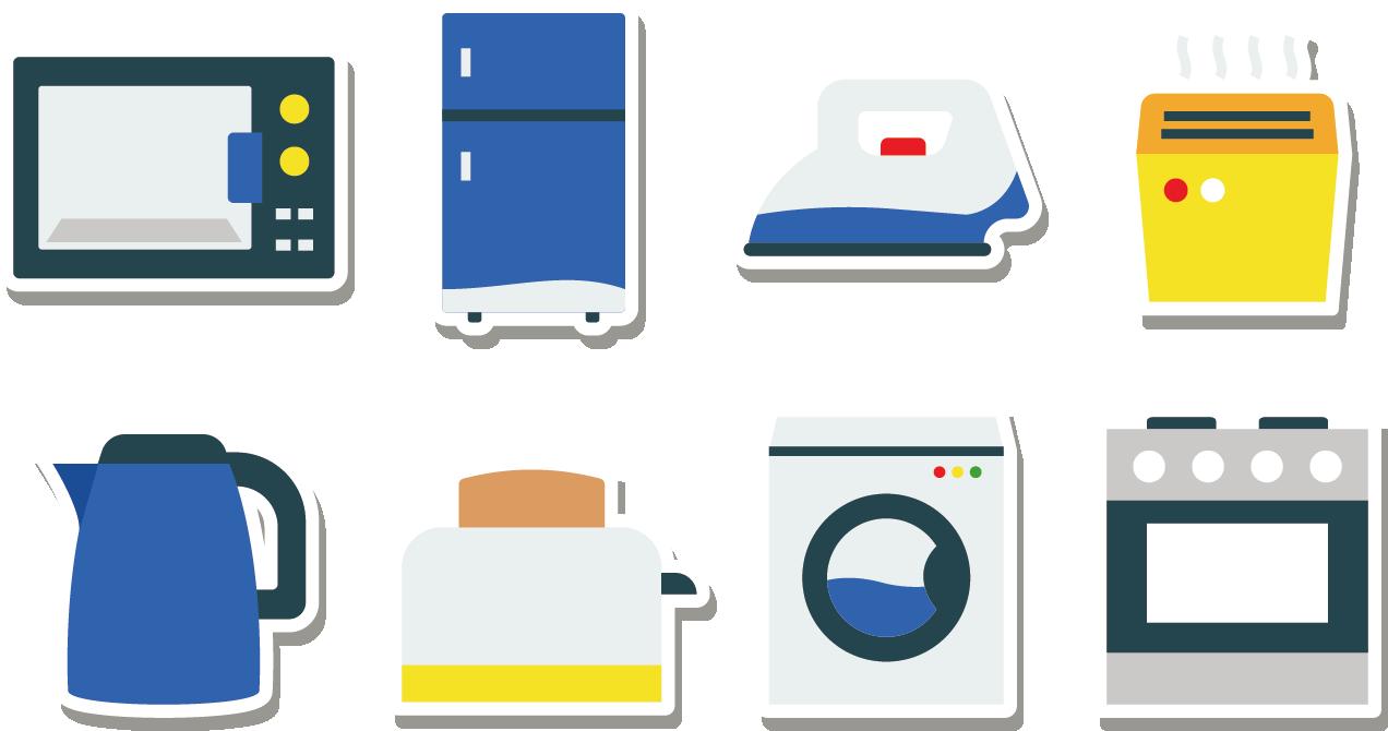 Clipart Kitchen Kitchen Appliance.