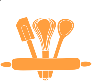Clipart Of Kitchen Utensils.
