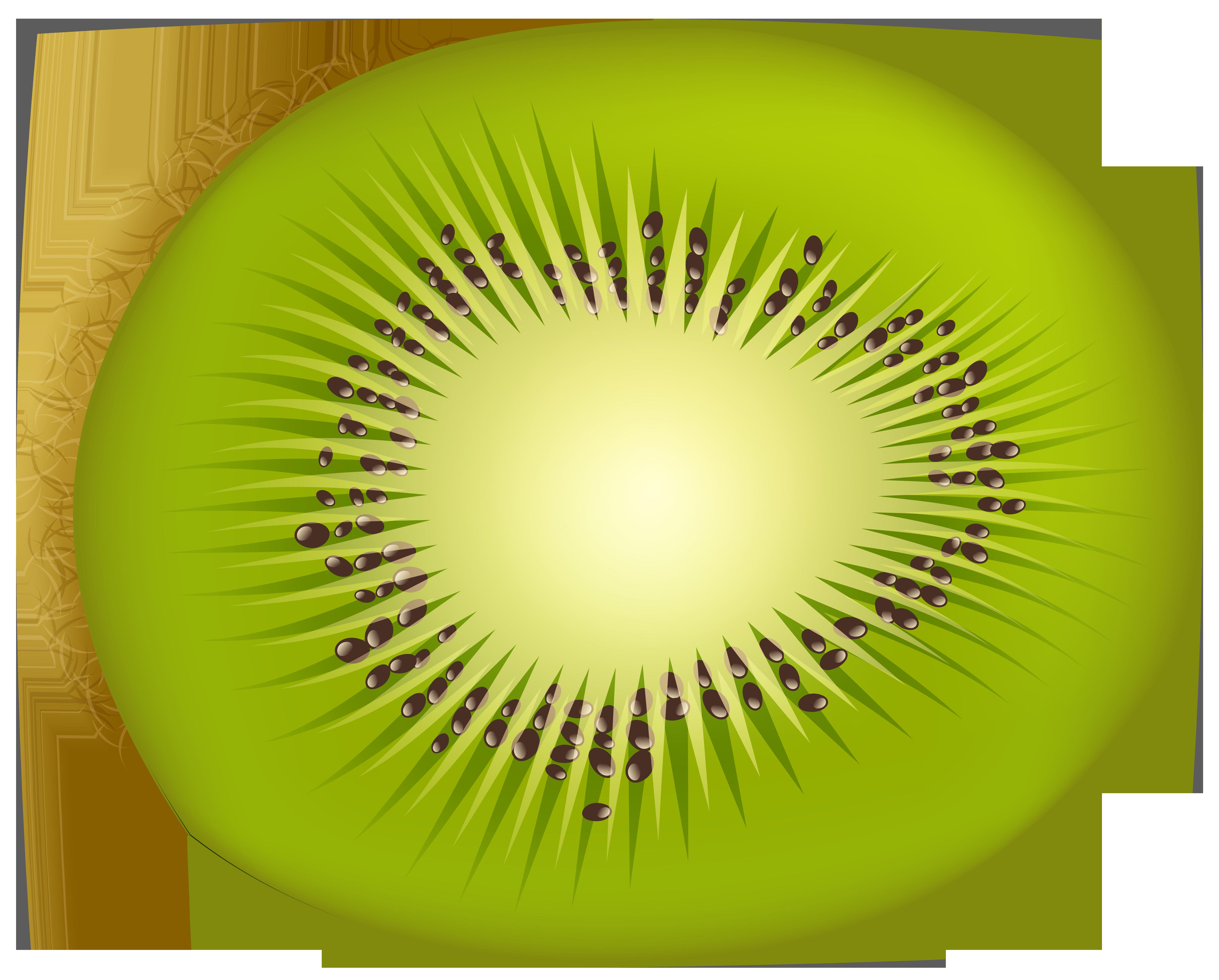 Kiwi PNG Clip Art.