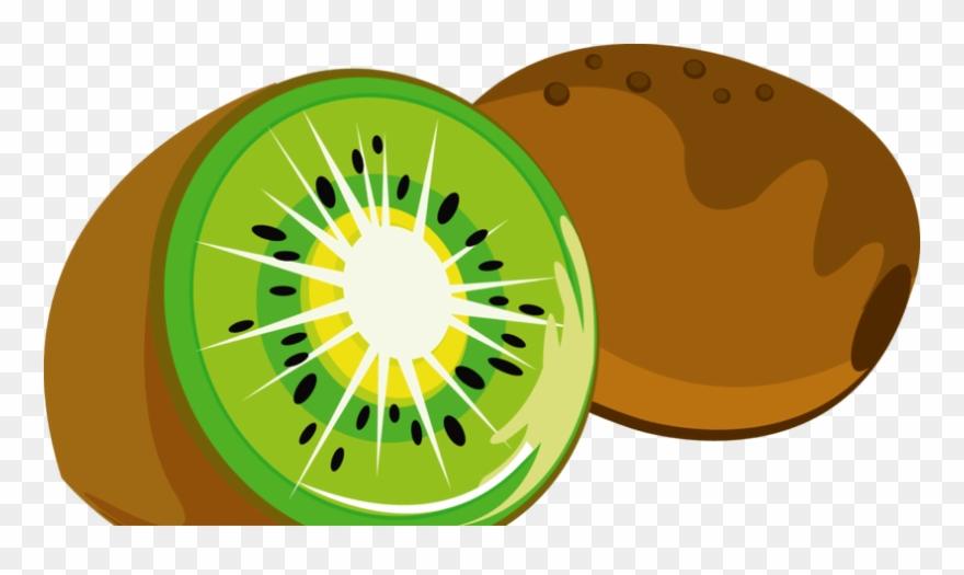 Kiwi Clipart Healthy Fruit.