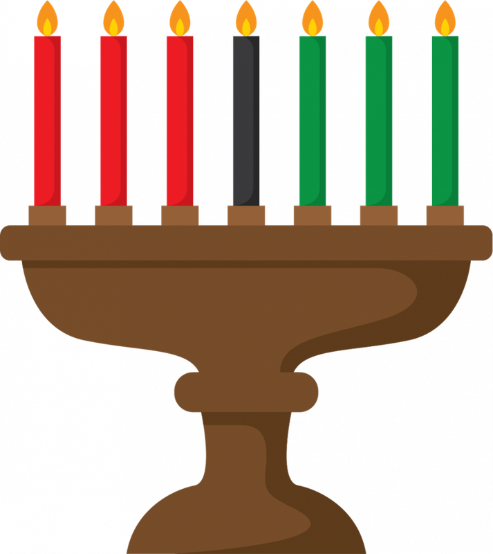 Kwanzaa clipart kinara, Kwanzaa kinara Transparent FREE for.