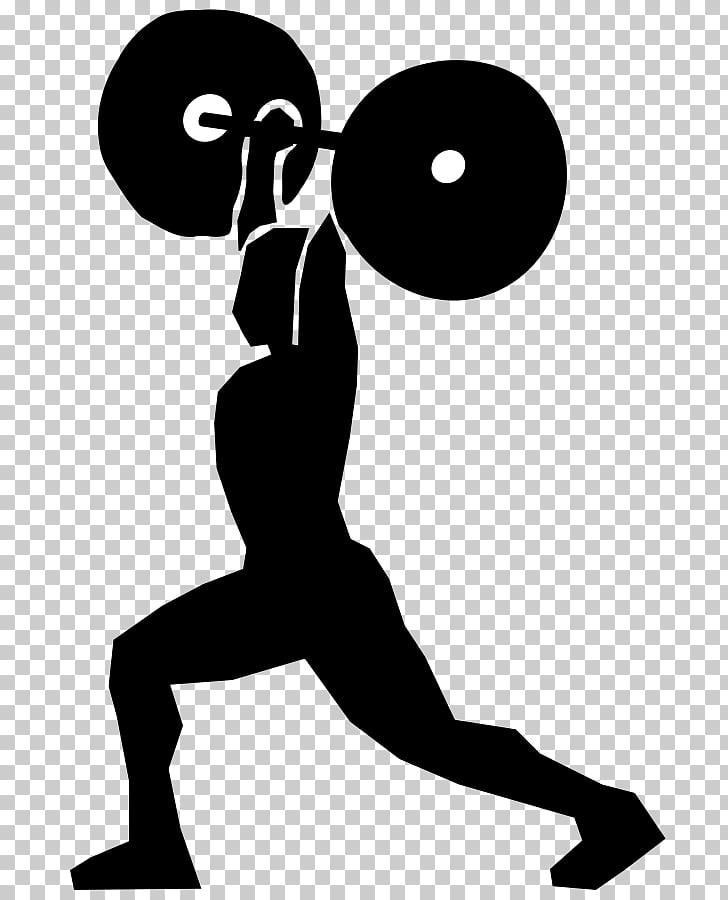 Weight training Olympic weightlifting Scalable Graphics.