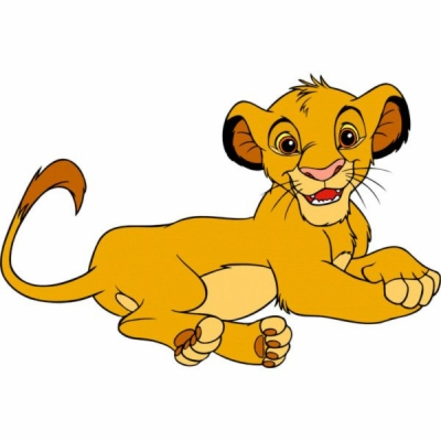 lion king , Free clipart download.