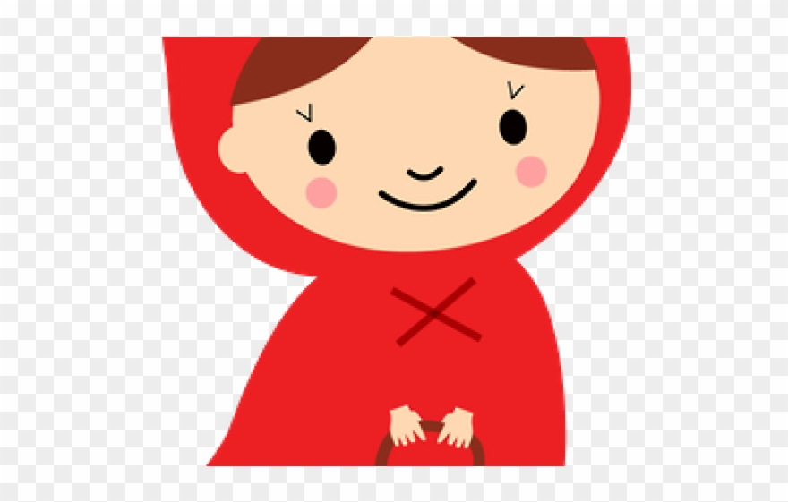 Red Riding Hood Clipart Ridign.