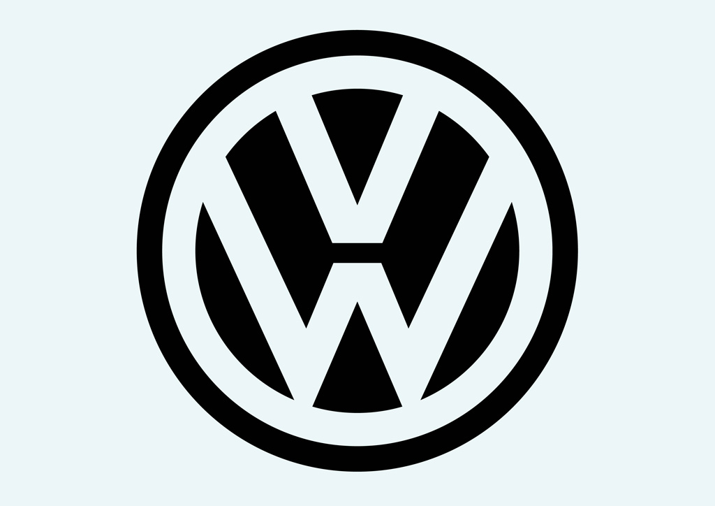 Vw Logo Clipart.