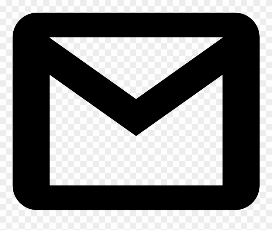 Gmail Logo Vector Png Clipart (#750346).