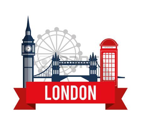 London Images Clipart.