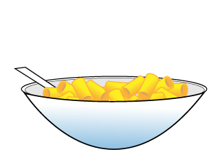 Mac And Cheese Clipart at GetDrawings.com.