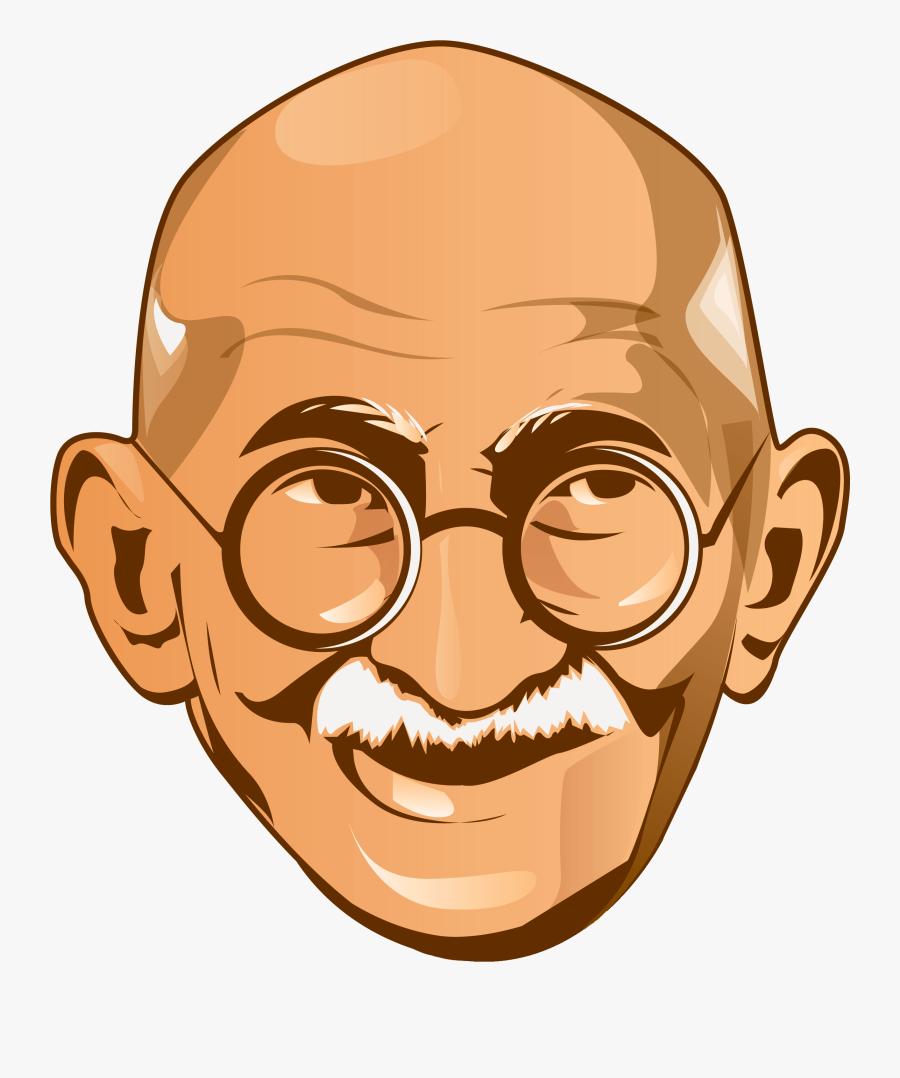 Mahatma Gandhi Png Picture.
