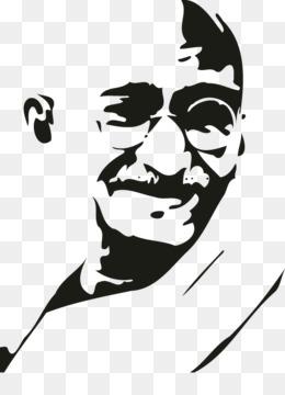 Mahatma Gandhi PNG.