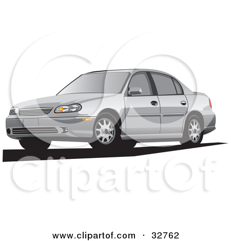 Clipart Of Malibu Car.