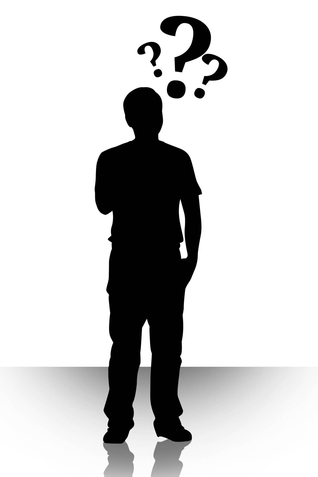 Man Thinking Clipart & Man Thinking Clip Art Images.