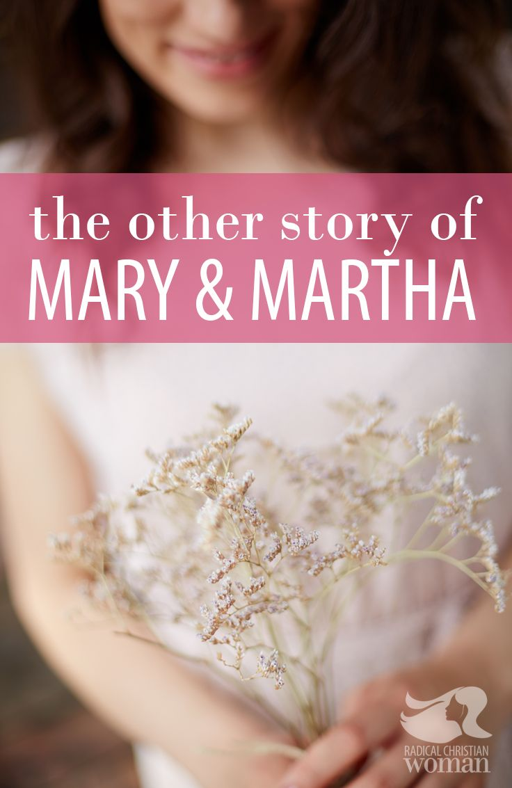 17 best ideas about Mary And Martha Bible on Pinterest.