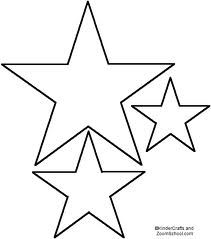 Texas Star Outline.